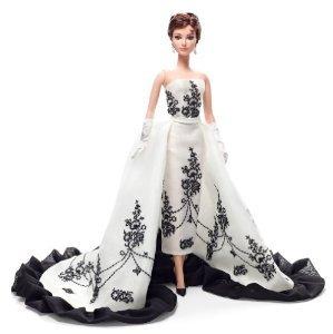 Barbie(バービー) Collector Audrey Hepburn Sabrina Doll ドール 人形 フィギュア