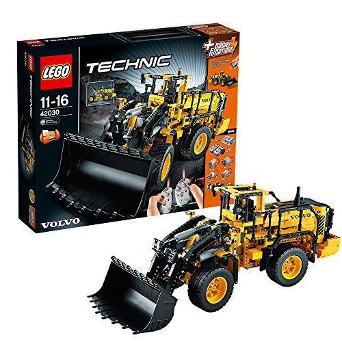 レゴ LEGO テクニック Volvo L350F ホイールローダー 42030