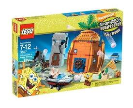 レゴ スポンジボブ LEGO 3827 Adventures in Bikini Bottom