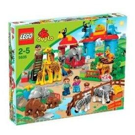 レゴ デュプロ みんなのどうぶつえん 5635LEGO duplo 5635 みんなのどうぶつえん 2才からはじめてのブロ