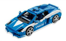 LEGO (レゴ) Racers Lamborghini Policia 8214 ブロック おもちゃ