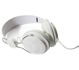 Coloud Headphone Hello Kitty ハロー キティー white & silver