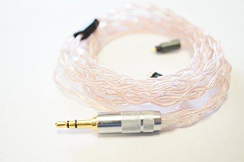 """Effect Audio Studio """"Ares"""" Westone 交換用アップグレード・ケーブル 4R/UM3XRC/UM2XRC, JH Audio, UE C"""