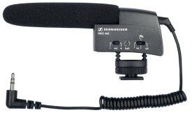 SENNHEISER MKE 400 ビデオカメラマウントマイクロフォン