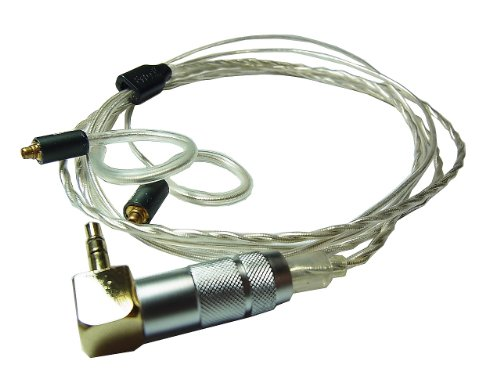 究極ライン Effect Audio Studio Rhea Shure 交換用アップグレードケーブル UE900対応 Upgrade cable オ