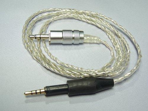 究極ライン Effect Audio Studio Rhea AKG 交換用アップグレードケーブル K450 Q460 K480 K451対応