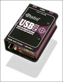 Radial USB-PRO ラディアル USB ダイレクト ボックス