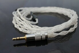 "Effect Audio Studio ""Thor Silver"" Westone 交換用アップグレード・ケーブル 4R/UM3XRC/UM2XRC, JH Audi"