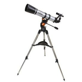 Celestron セレストロン 21068 SkyScout Scope 90mm Telescope テレスコープ 望遠鏡 with Sky Scout Moun