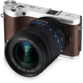 Samsung NX300 ミラーレスデジタルカメラ with 18-55mm f/3.5-5.6 OIS (Body and lens kit) (ブラウン)