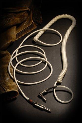 Kaminari / Curl Cable K-CC5LS 5m LS Ivory