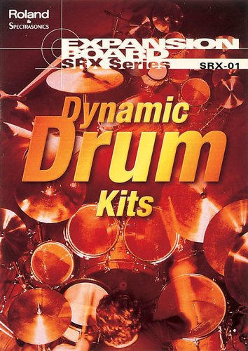 Roland WAVE EXPANSION BOARD Dynamic Drum Kits SRX-01