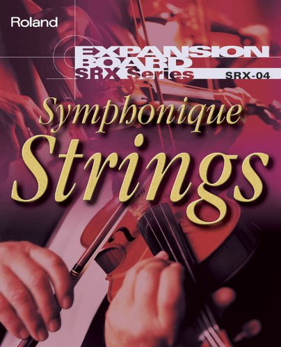 Roland WAVE EXPANSION BOARD Symphonique Strings SRX-04