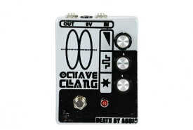 Death by Audio Octave Clang オクターブ・ファズ