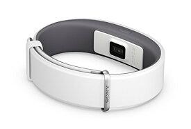 Sony ソニー SmartBand 2 SWR12 iPhone対応 心拍センサー付き - Android & iOS対応 White ホワイト