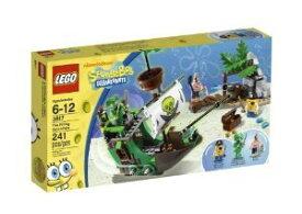 LEGO (レゴ) SpongeBob (スポンジボブ) The Flying Dutchman 3817 ブロック おもちゃ