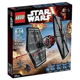 おもちゃ LEGO レゴ Star Wars スターウォーズ First Order Special Forces TIE Fighter 75101 Building