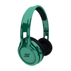 SMS Audio ヘッドホン STREET by 50 Cent On Ear Headphone (Green) ストリート オンイヤー ヘッドフォン