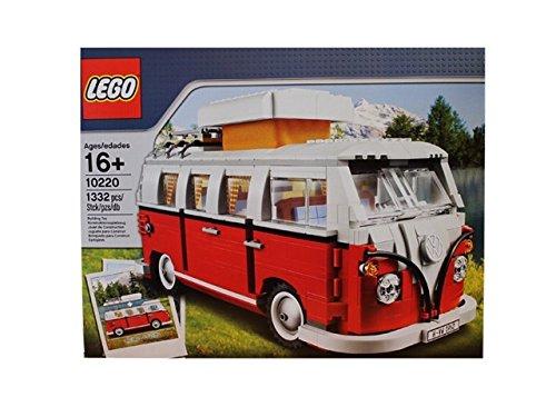 Lego レゴフォルクスワーゲンT1 キャンピングカーヴァン 10220