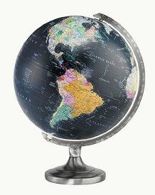 AMZ Replogle Orion 12インチ Black Illum Globe 地球儀 - 81501