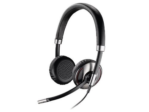 Plantronics Blackwire C720 Wired Headset - Retail Packaging - Black