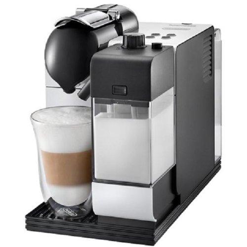 DeLonghi White Lattissima Plus Nespresso Capsule System ネスプレッソマシン
