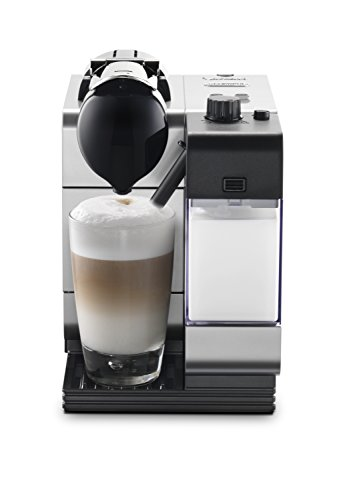 DeLonghi Silver Lattissima Plus Nespresso Capsule System ネスプレッソマシン