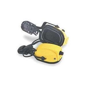 Bilsom Impact 708 Electronic Helmet Mount Earmuff NRR 21dB ヘッドホン(イヤホン)