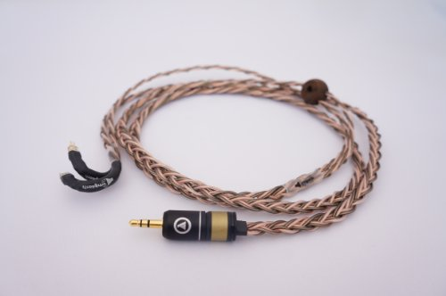 Whiplash Audio TWag V3 and TWcu V3 Hybrid Westone 交換用アップグレード・ケーブル Westone 4R/UM3XRC
