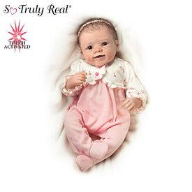【アシュトンドレイク】Sadie Interactive Baby Doll Breathes, Coos, Has A /赤ちゃん人形/ベビードール