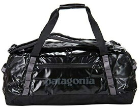 PATAGONIA [ パタゴニア ] BLACK HOLE DUFFEL 60L ブラックホールダッフル 60L Black (BLK) 49341