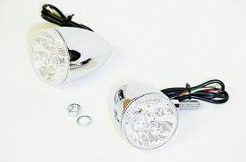 ダックス50 LEDウインカー HANABI 3ファンクション