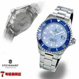 スタインハート/Steinhart/腕時計/オーシャン/OCEAN ONE 39 BLUE CERAMIC/ダイバーズウォッチ/メンズ/スイスメイド