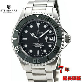 スタインハート/Steinhart/腕時計/オーシャン/Ocean 1 Black Ceramic for G/ダイバーズウォッチ/メンズ/スイスメイド