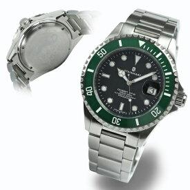 スタインハート/Steinhart/腕時計/オーシャン/Ocean 1 Green Ceramic/ダイバーズウォッチ/メンズ/スイスメイド