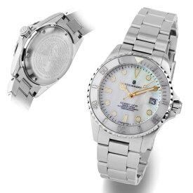 スタインハート/Steinhart/腕時計/オーシャン/OCEAN ONE 39 WHITE CERAMIC/ダイバーズウォッチ/メンズ/スイスメイド
