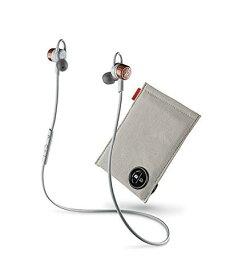【国内正規品】PLANTRONICS Bluetooth ワイヤレスヘッドセット(ステレオイヤホンタイプ) BackBeat GO3 コッパーグレー 充電ケース付モデル BACKBEATGO3-CG-C