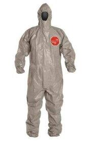 一時避難用 核粉塵 防毒ガス・化学防護服 Lサイズ
