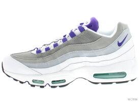 NIKE WMNS AIR MAX 95 307960-109 white/court purple ナイキ ウィメンズ エア マックス 未使用品【中古】