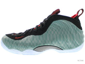 """NIKE AIR FOAMPOSITE ONE PRM """"GONE FISHING"""" 575420-300 dk emerald/black-challenge red ナイキ エア フォームポジット ワン 【新古品】"""