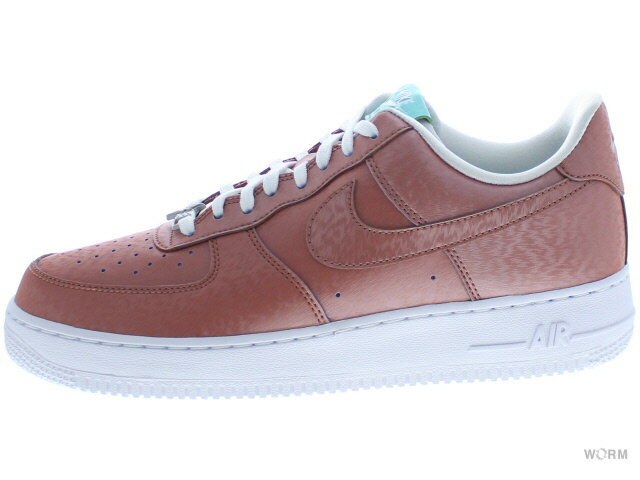 NIKE AIR FORCE 1 '07 LV8 QS 812297-800 rust/lime エア フォース 未使用品【中古】