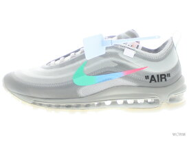 THE 10:NIKE AIR MAX 97 OG aj4585-101 off white/menta-wolf grey ナイキ エア マックス オフホワイト 未使用品【中古】