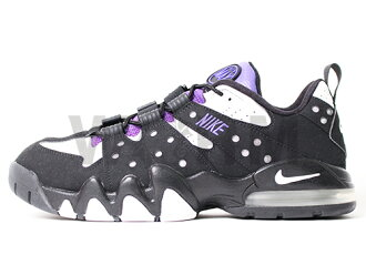 NIKE AIR MAX CB '94 LOW 313659-051 black/vars purp-white-met silv미사용품