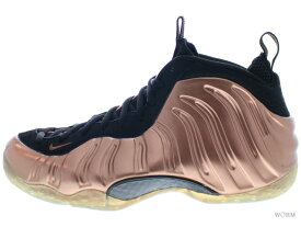 """【US10.5】NIKE AIR FOAMPOSITE ONE """"DIRTY COPPER"""" 314996-081 black/metallic copper エア フォームポジット 【新古品】"""
