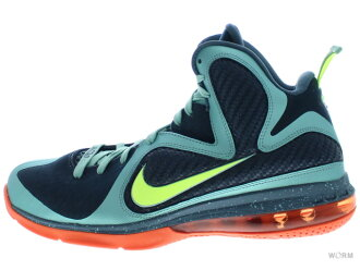 5522a016f3f WORM TOKYO  NIKE LEBRON 9 469764-004 cannon volt-slate blue-tm orng LeBron  unread items
