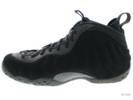 NIKE AIR FOAMPOSITE ONE PRM 575420-006 black/anthracite エア フォームポジット 【新古品】