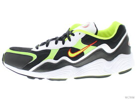 68b2f5821b37 中古 NIKE AIR ZOOM ALPHA bq8800-003 black volt-habanero red-white ナイキ エア ズーム  アルファ 未使用品 中古