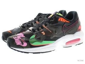 NIKE AIR MAX2 LIGHT QS ci5590-001 black/black-racer pink ナイキ エア マックス ライト 【新古品】