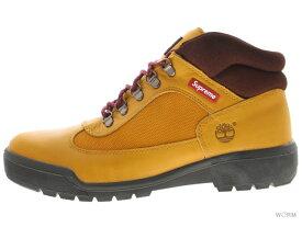 "Timberland FIELD BOOT ""Supreme"" tb06136b yellow smooth ティンバーランド フィールド ブーツ 未使用品【中古】"