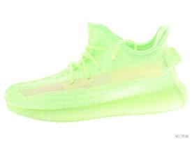 adidas YEEZY BOOST 350 V2 GID I eg6887 glow/glow/glow アディダス イージー ブースト 子供靴 未使用品【中古】